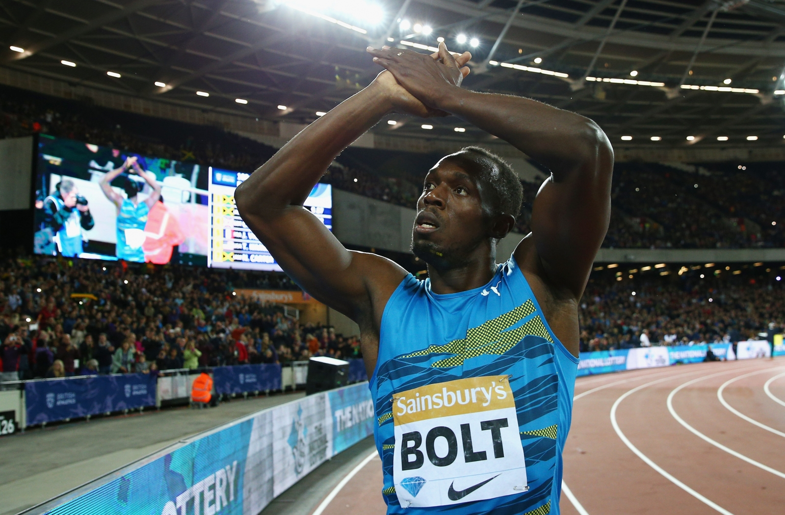 Usain Bolt Know His Workout Diet Plan And Likes