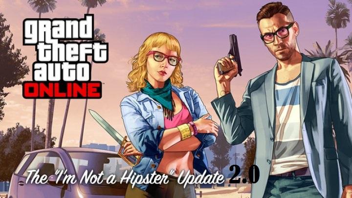 GTA 5 Hipster DLC 2.0