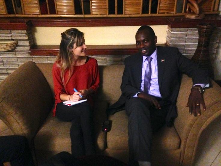 Willy Nyamitwe Burundi elections