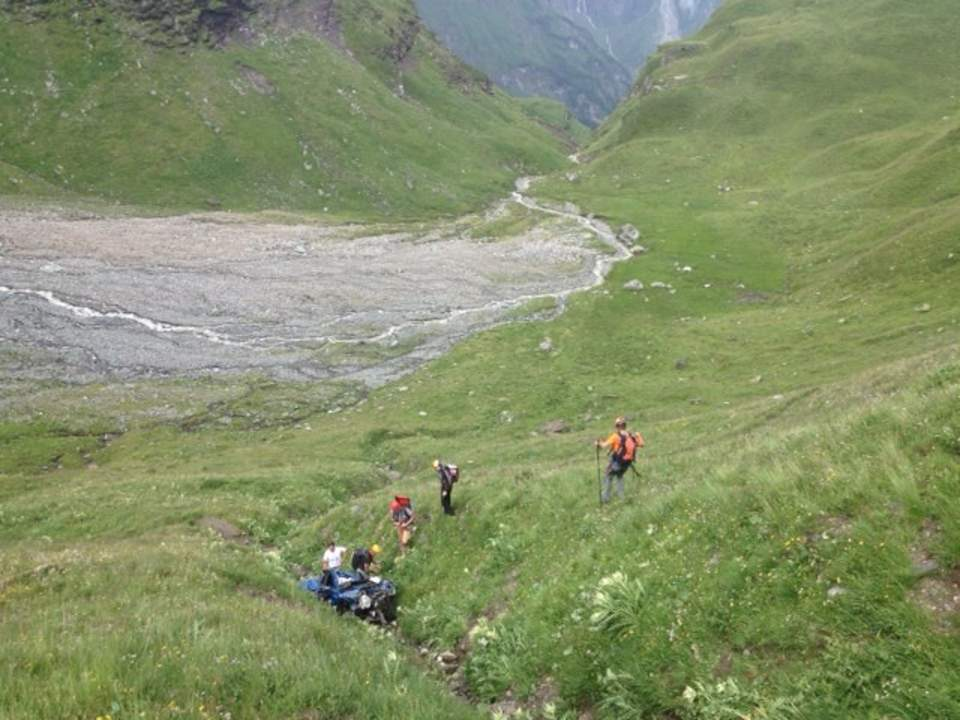 Brits die in Austrian rally crash