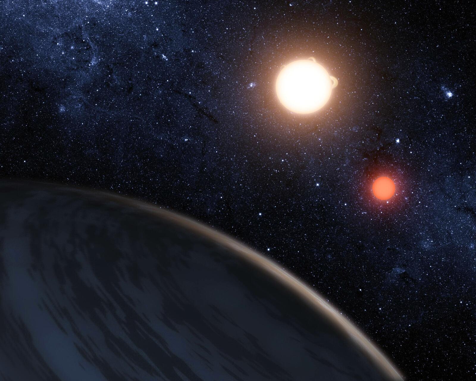 Nasa Exoplanet Kepler 5