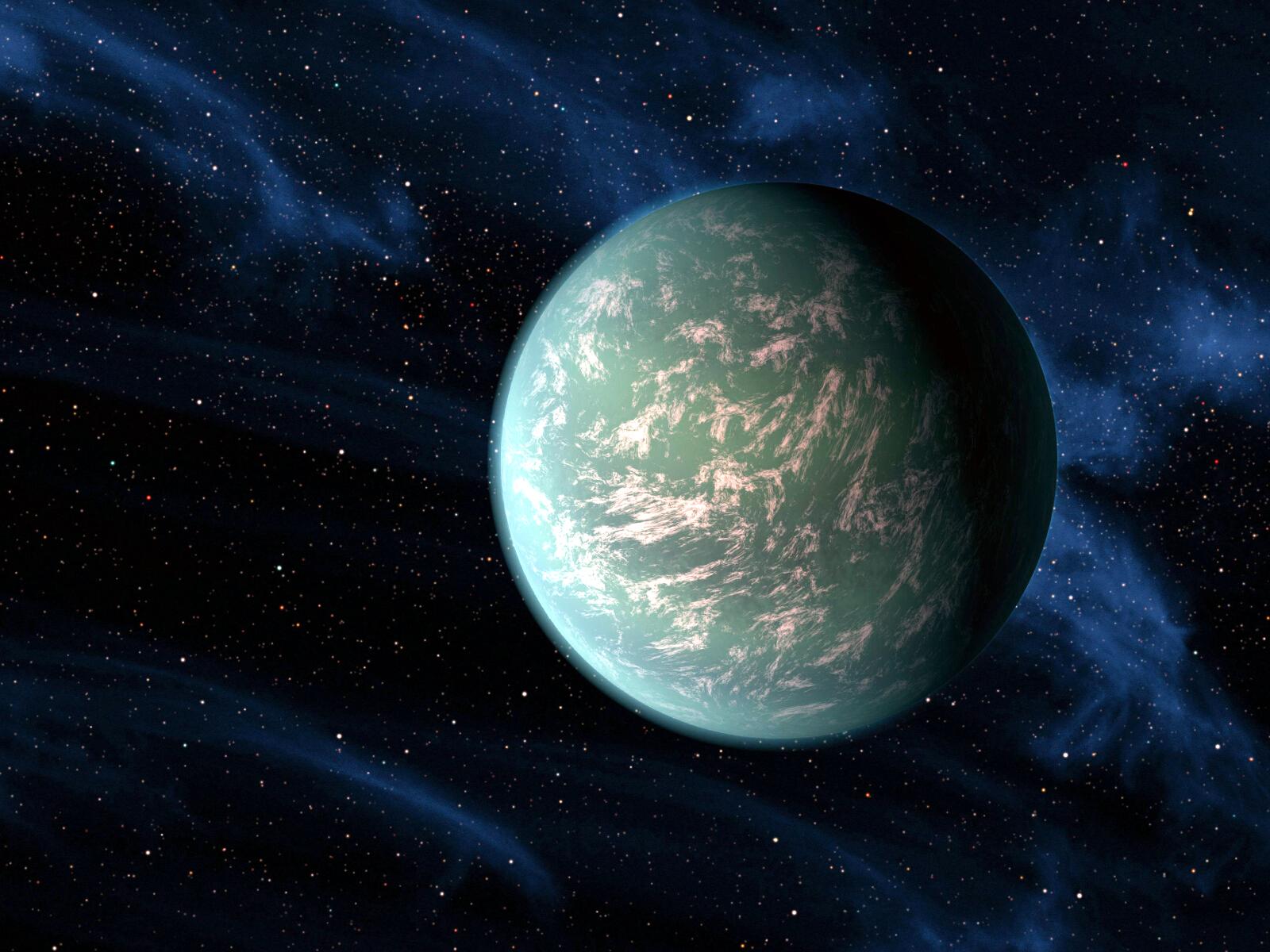 Nasa Exoplanets Kepler 6