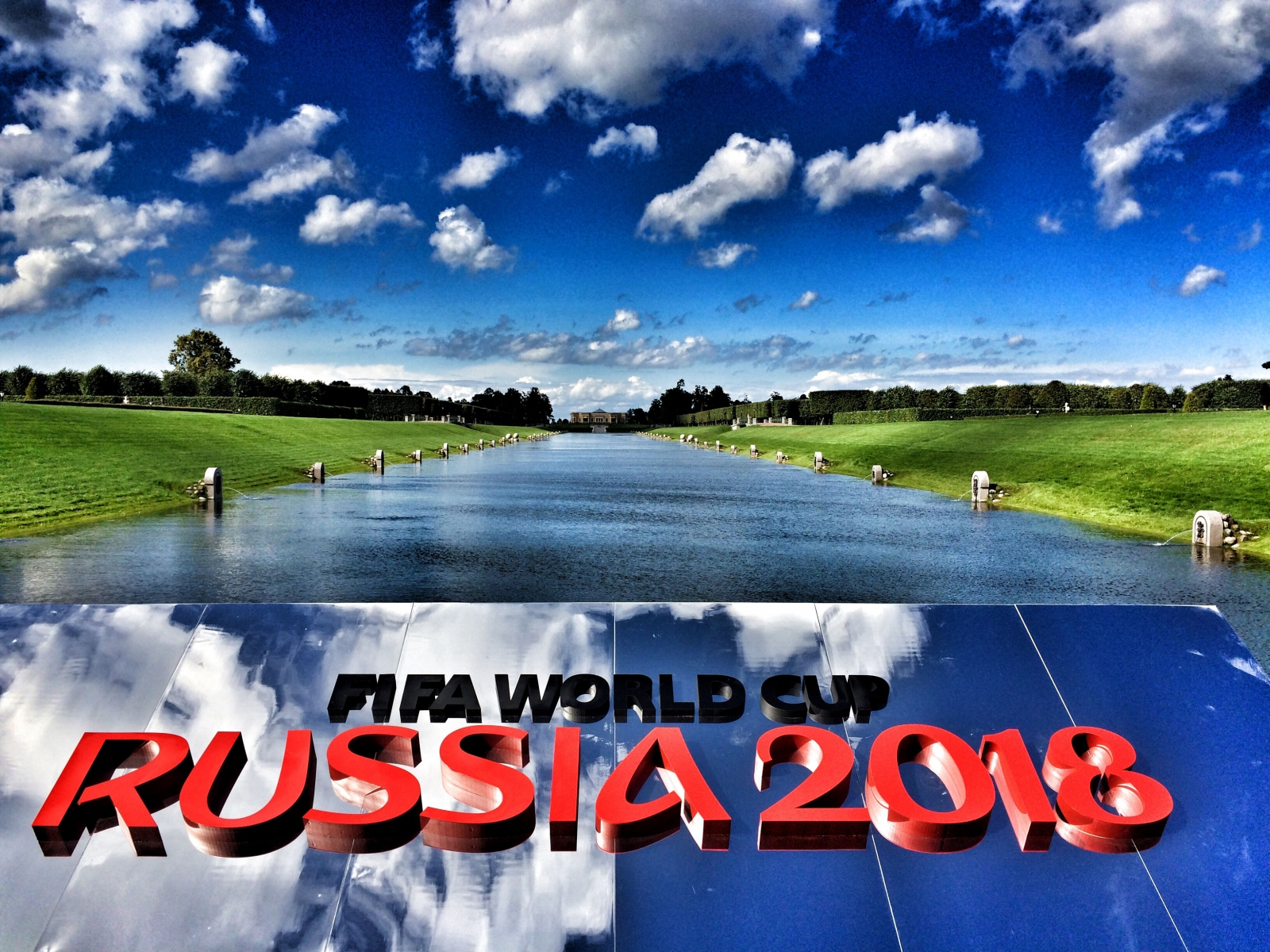 Russia 2018 World Cup qualifying draw