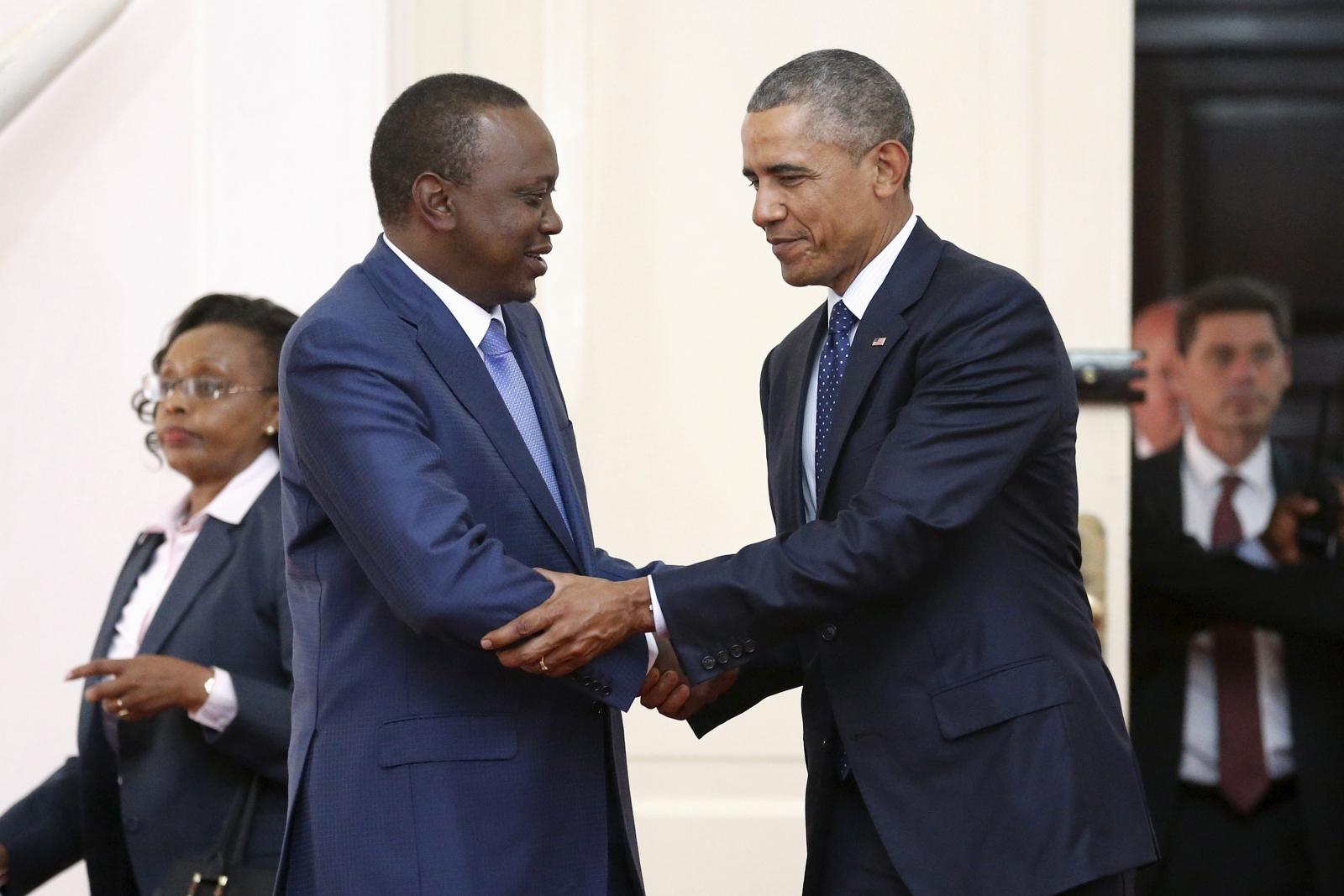 Obama Kenya trip