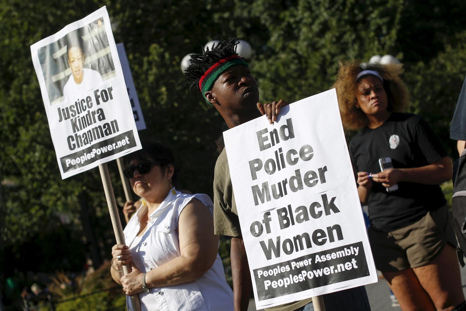 Sandra Bland demonstration