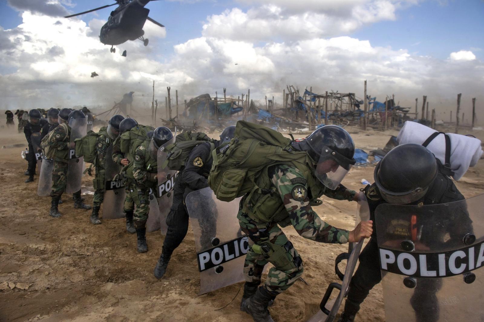 La Pampa taskforce