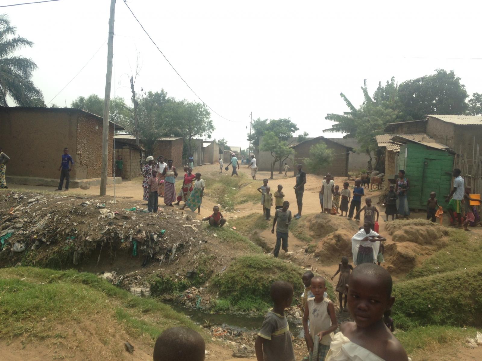 Burundi Kinama shooting
