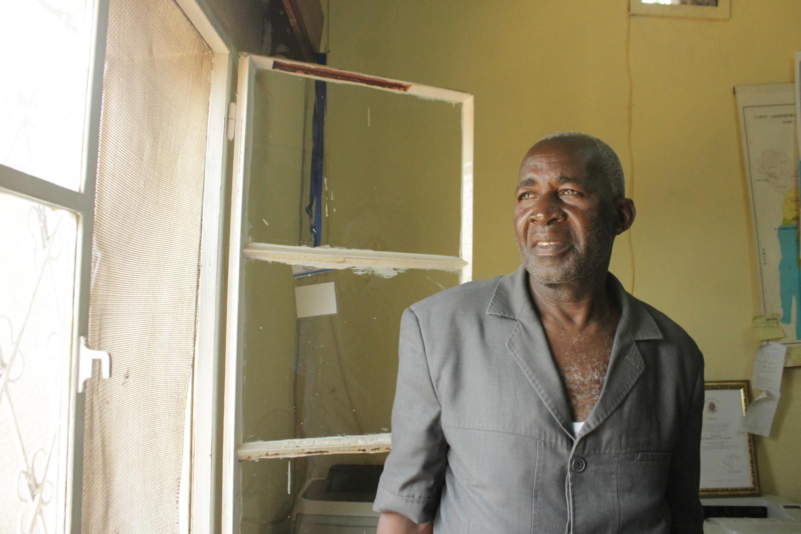 Burundi Pierre Claver Mbonimpa