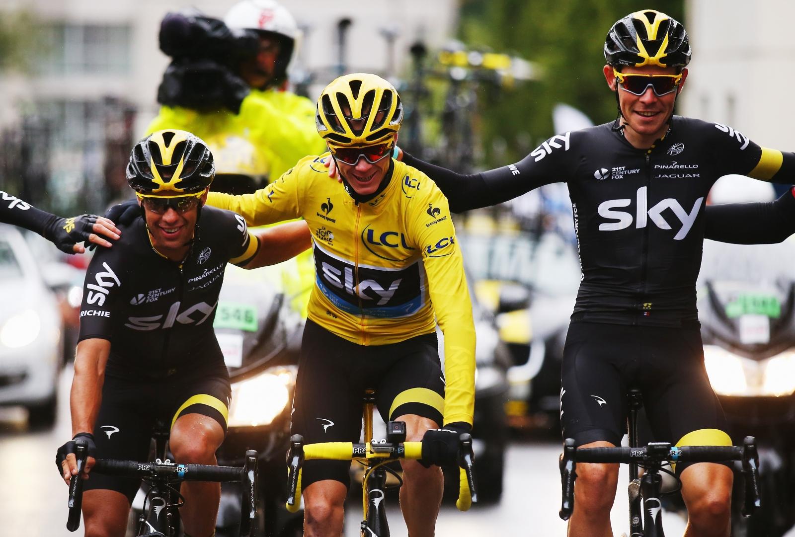 Froome Tour De France
