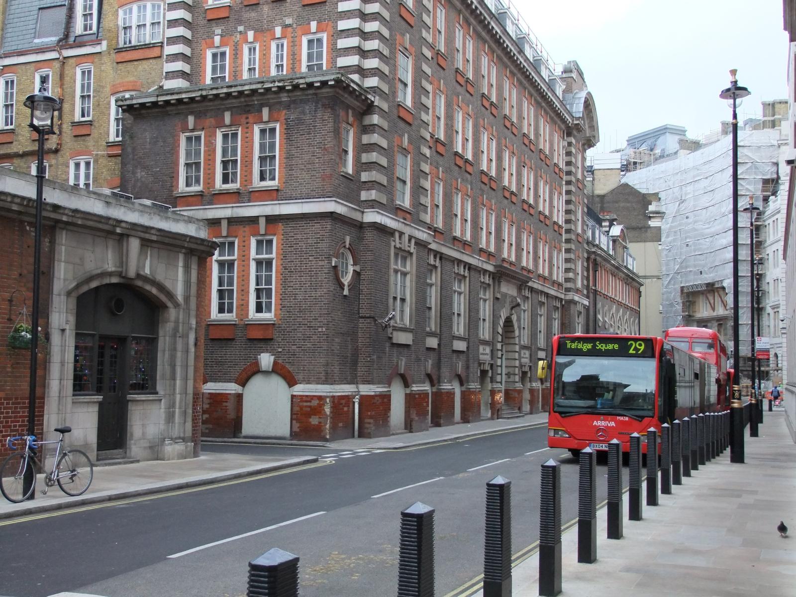 Great Scotland Yard building