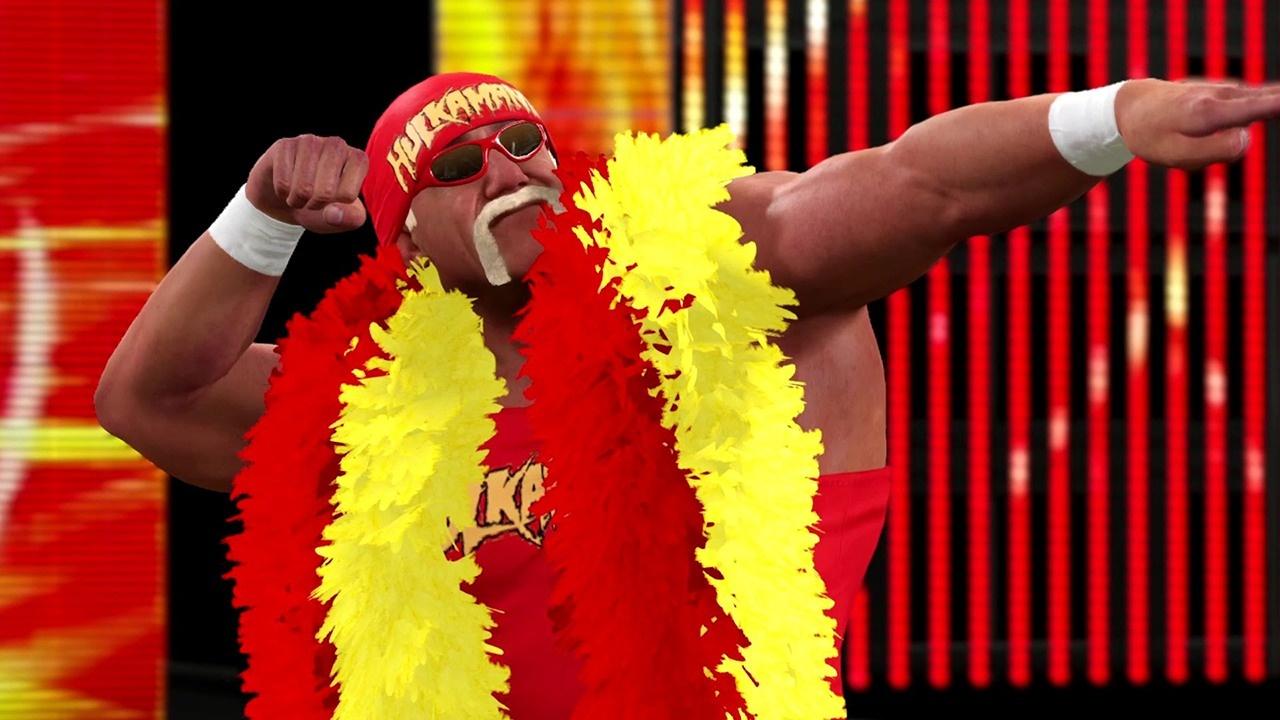 Hulk Hogan WWE 2K15