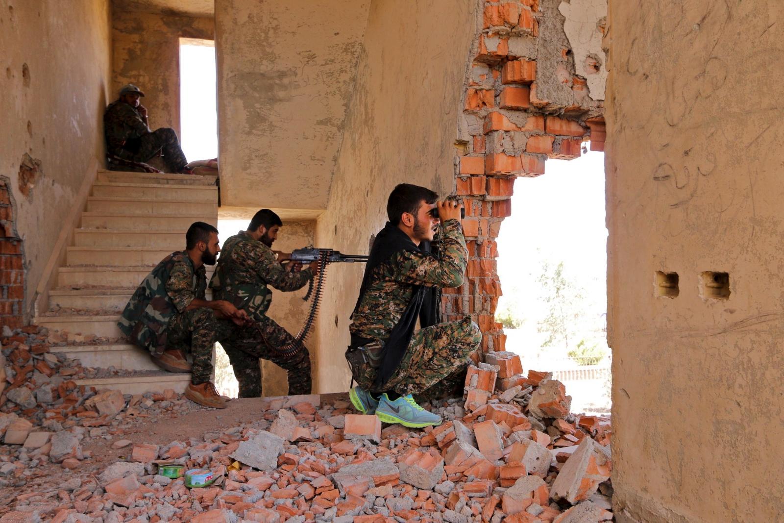 YPG Syria