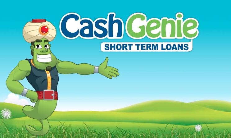 Cash Genie payday loan