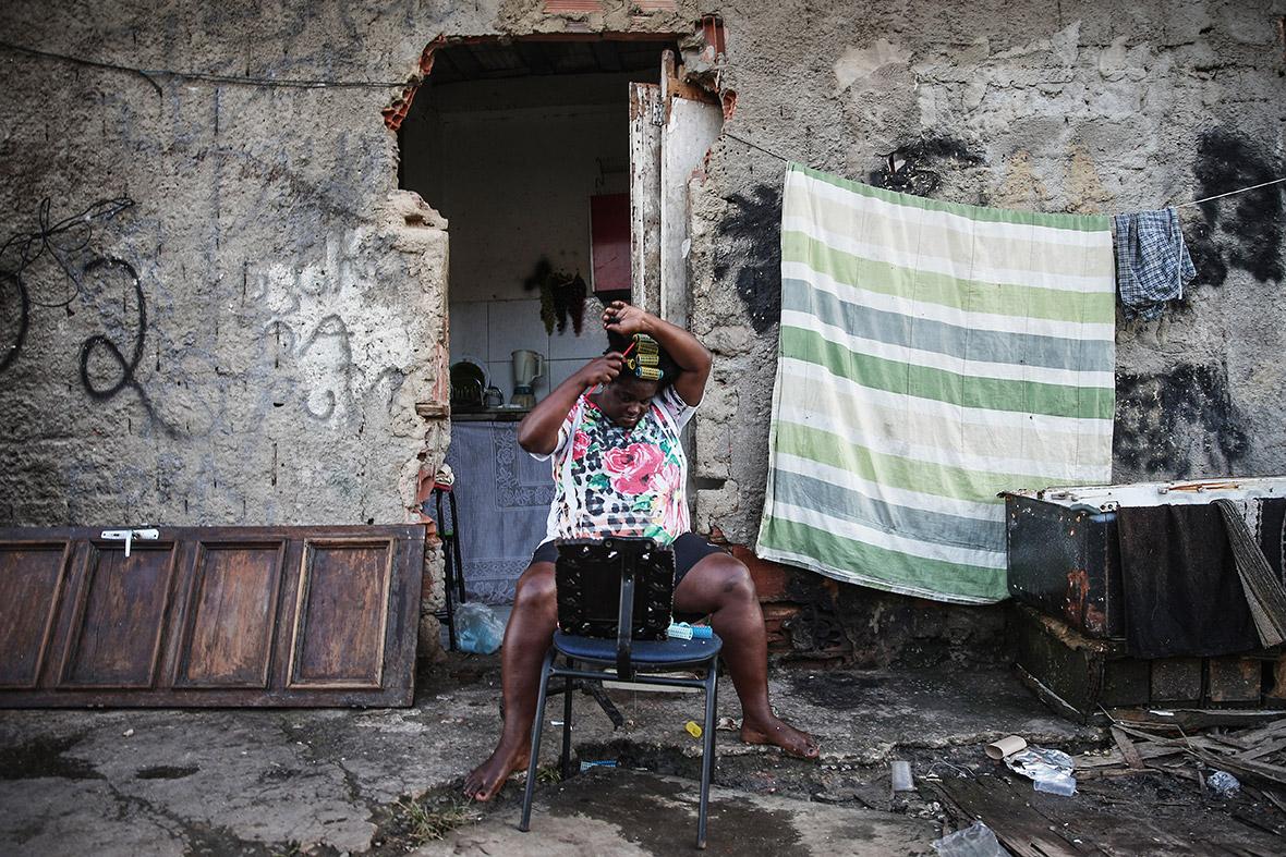 Rio 2016 favela