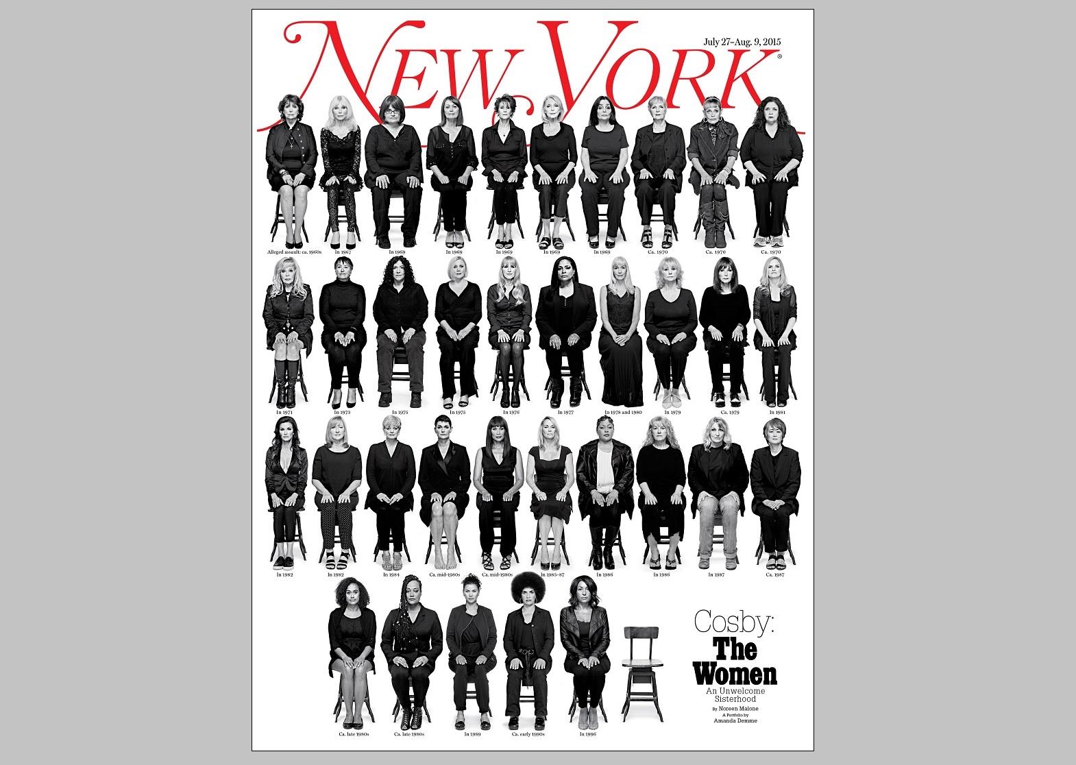 New York magazine crosby cover