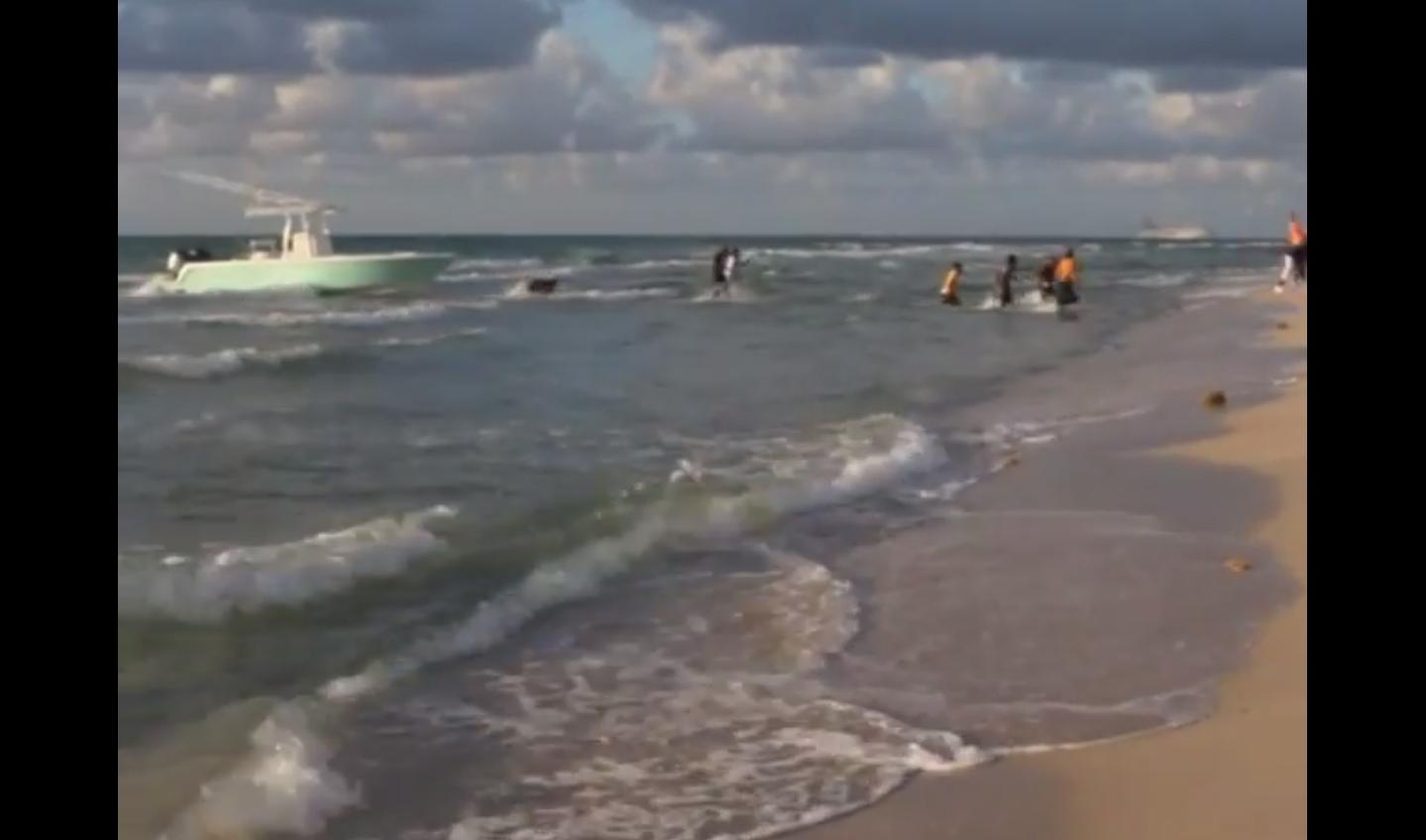 Migrants Miami Beach