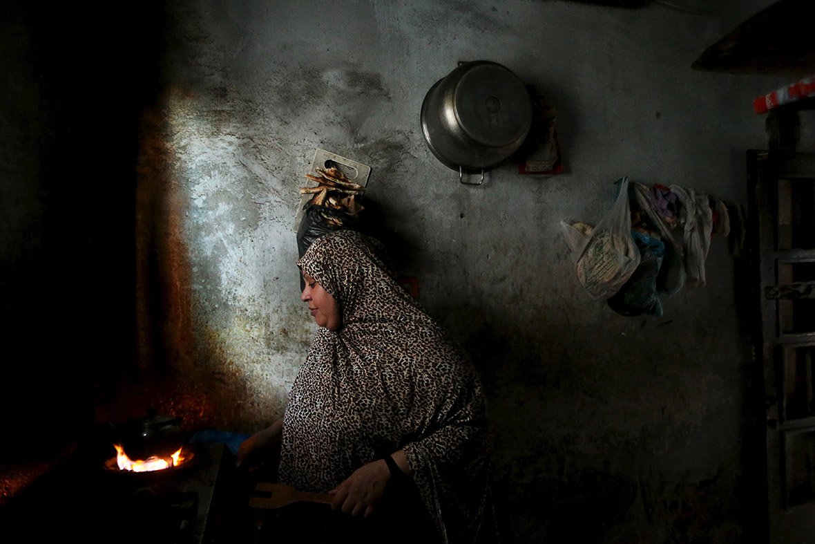 gaza power cuts