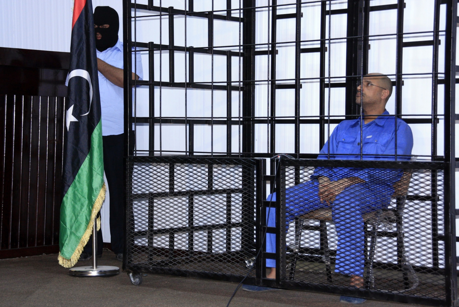 Saif al-Islam Gaddafi death sentence