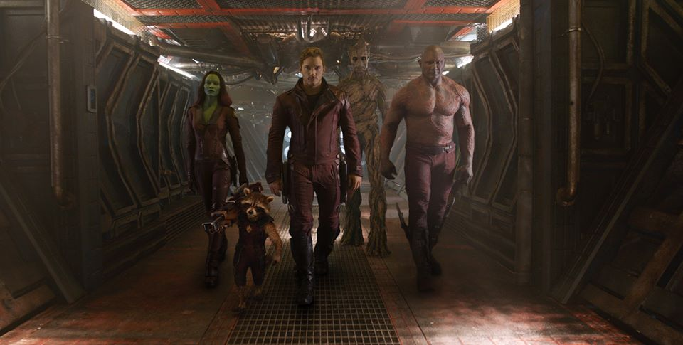 Guardians of Galaxy 2