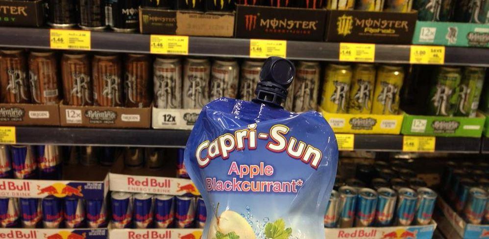 Capri-Sun in Tesco