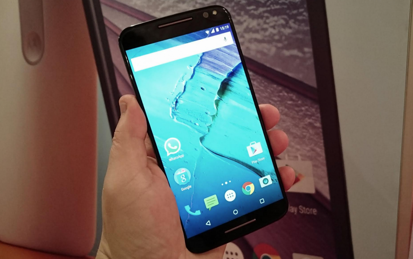Moto X Style hands on review