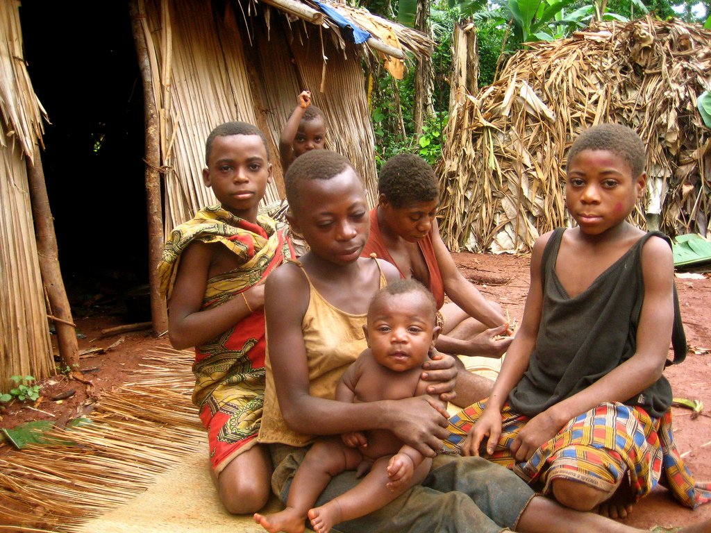 West Africa Baka pygmy growth rate study shows convergent evolution and adaptive nature of mankind