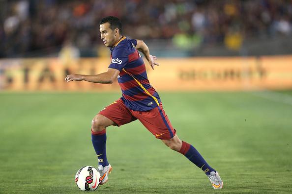 Manchester United: Barcelona Forward Pedro Rodriguez