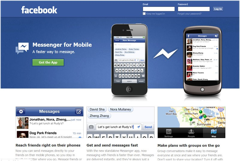 Facebook Messenger updated to fix \'Message Not Finished