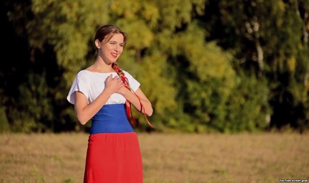 Mashani sings My Putin