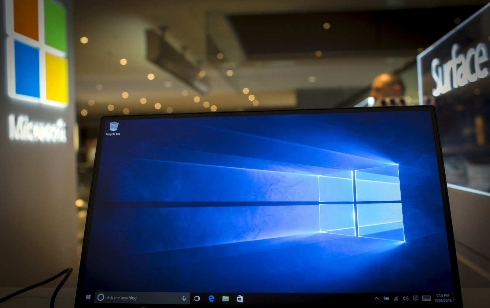 Windows 10 download message not coming up? How to check and force install