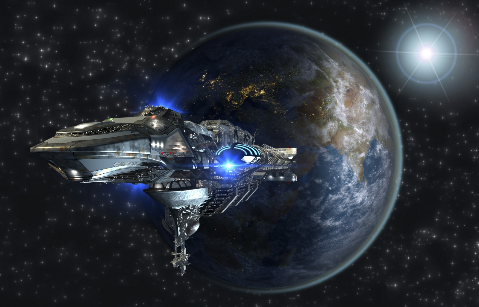 Could space travel be possible with EmDrive?