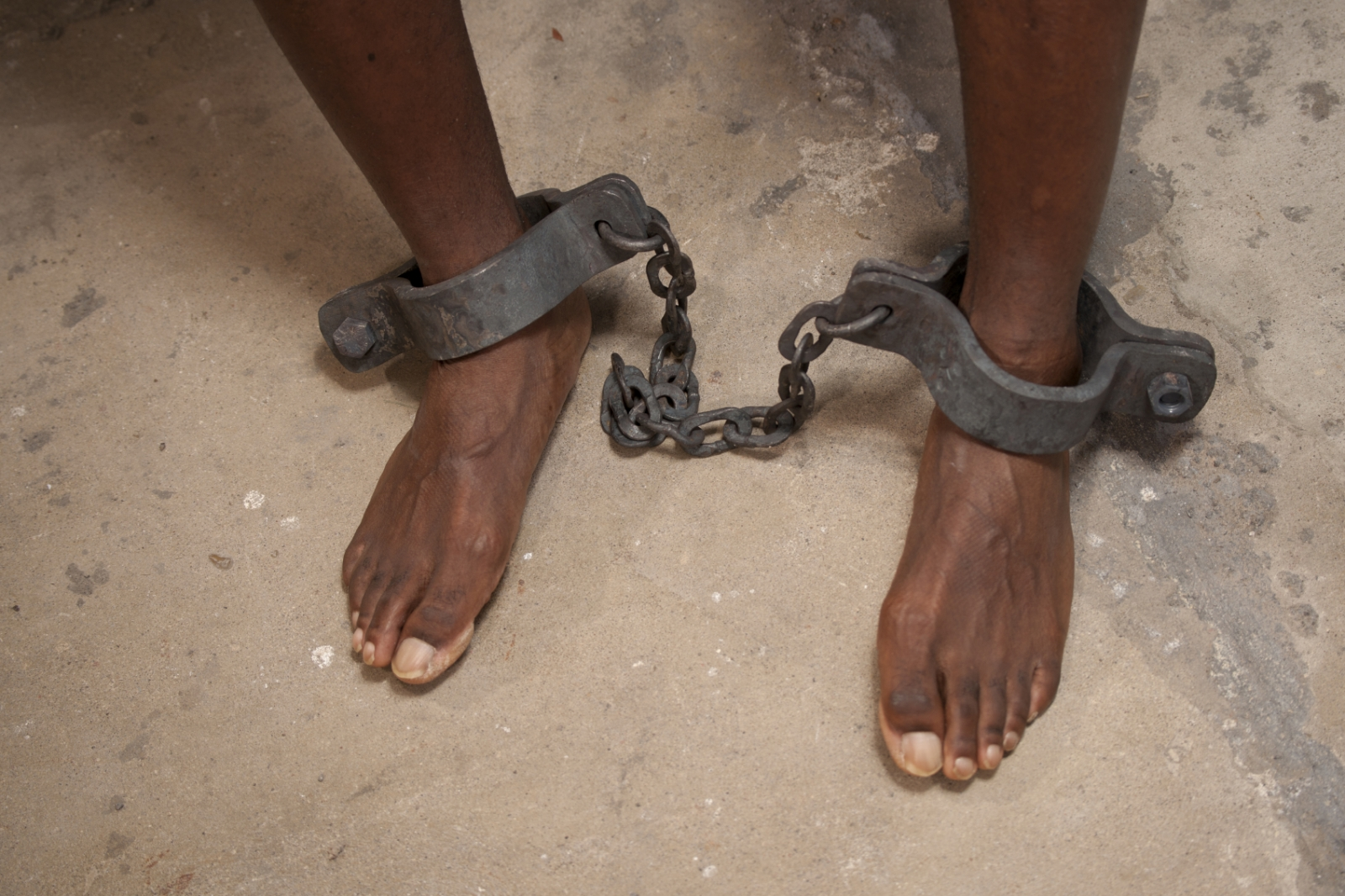 Human trafficking and slave labour