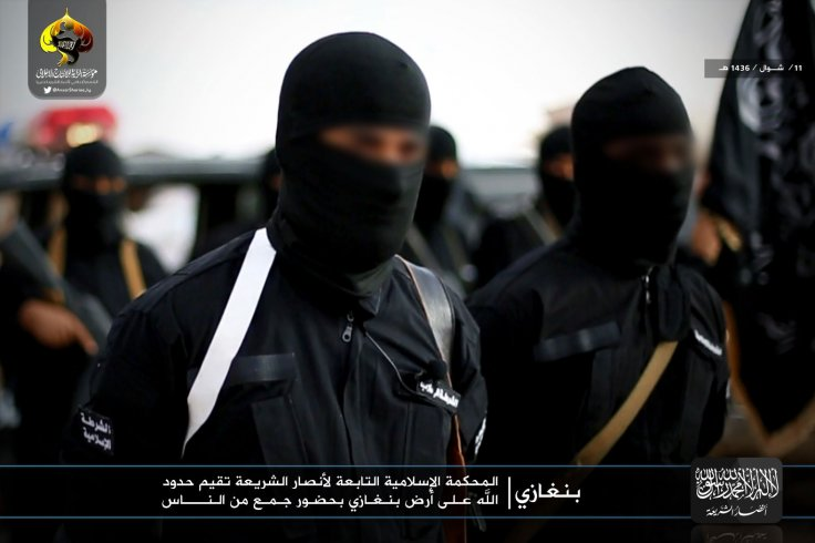 Ansar al Sharia in Benghazi