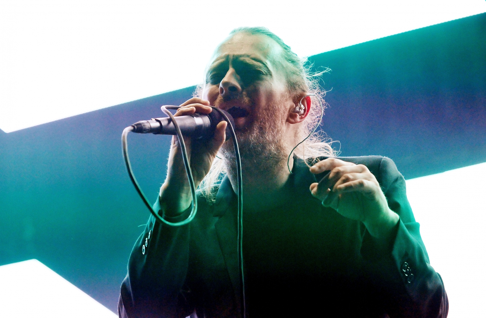 Thom Yorke shares Radiohead fans' anger over UK tour ticket sales