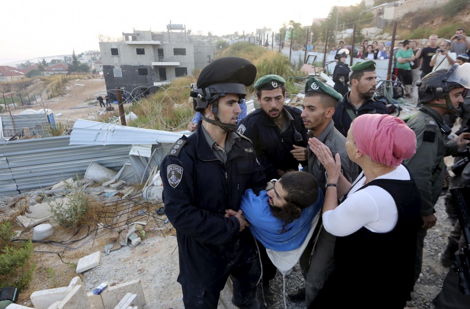 Israel Beit El settlement