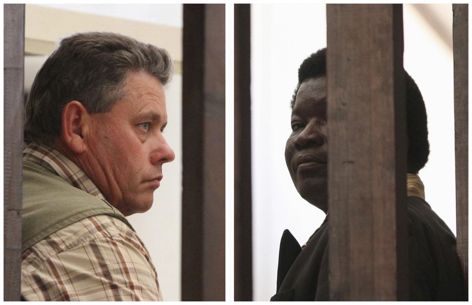 Zimbabwean safari operator Honest Ndlovu