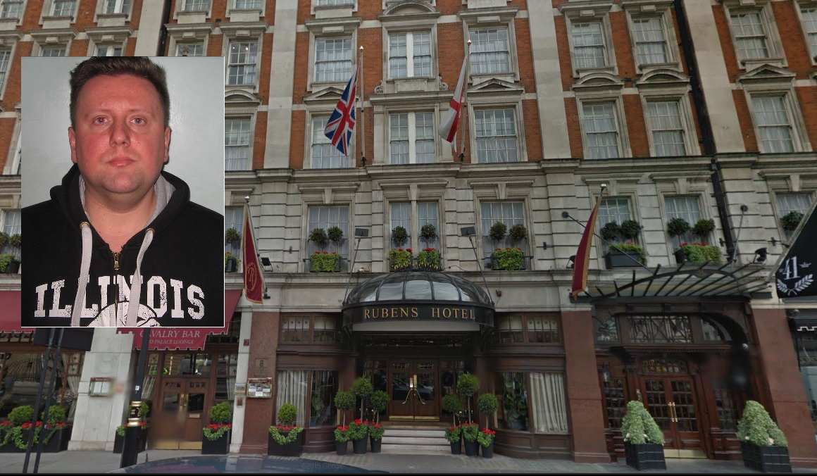 London Rubens Hotel Worker Raped Man After Fake Interview