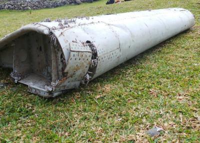 MH370 plane wreckage