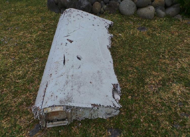 mh370 wreckage