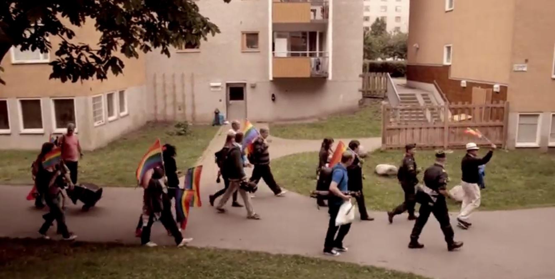 gay area stockholm
