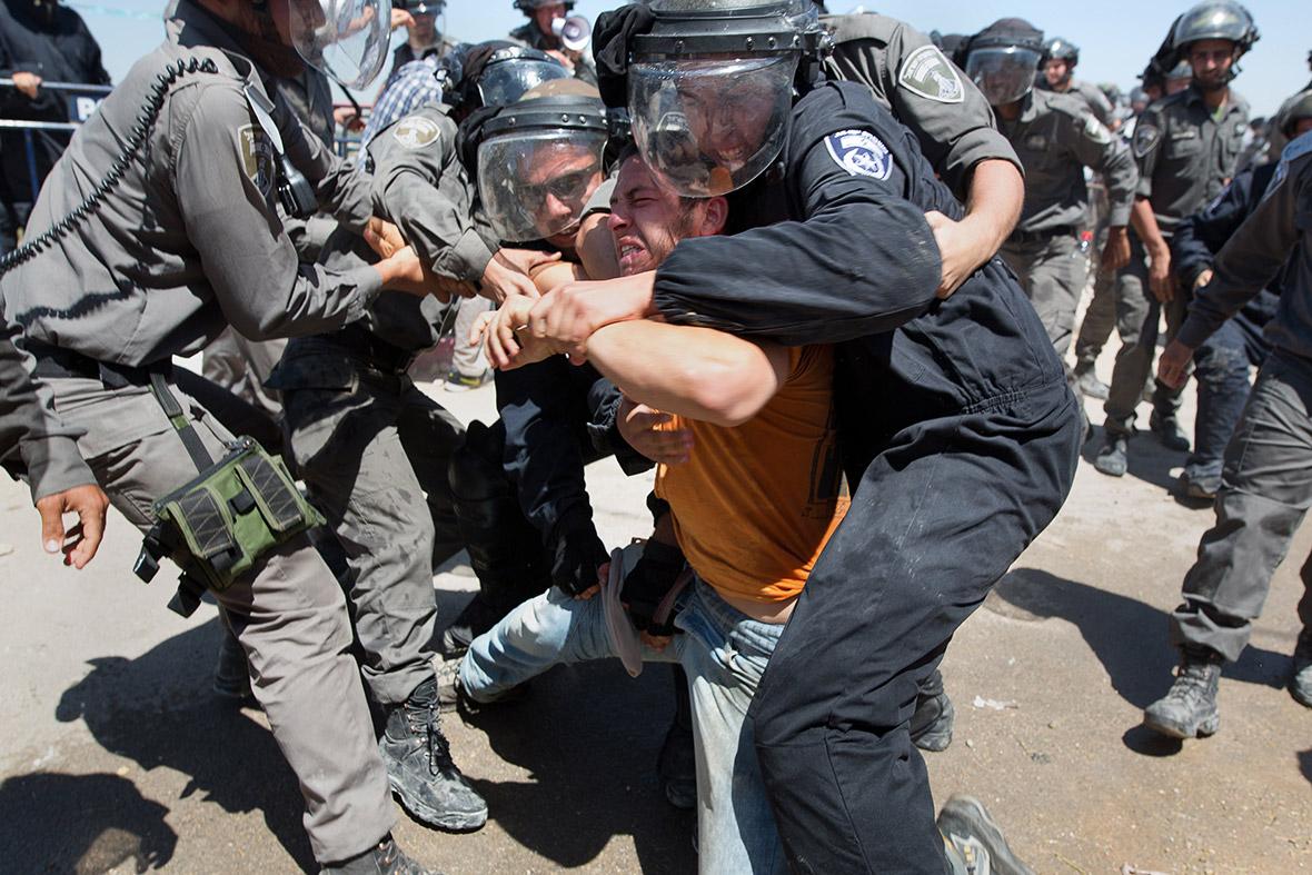 israel settlers west bank