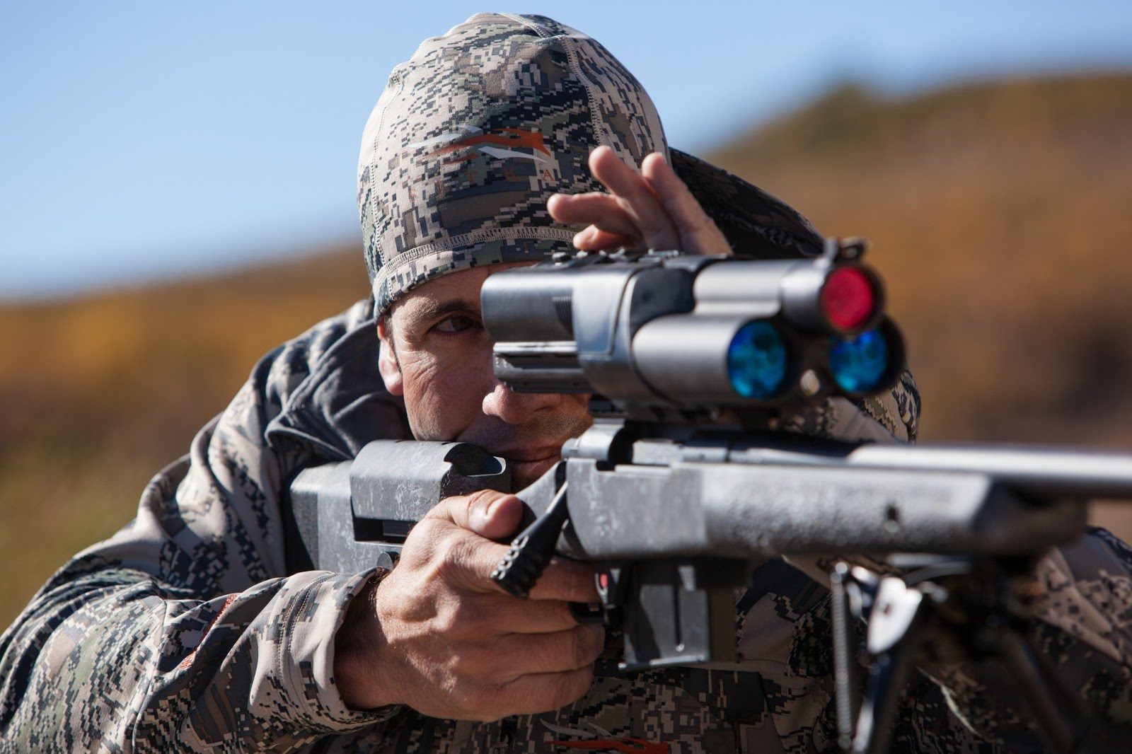 Tracking Point's self-aiming rifles can be hacked