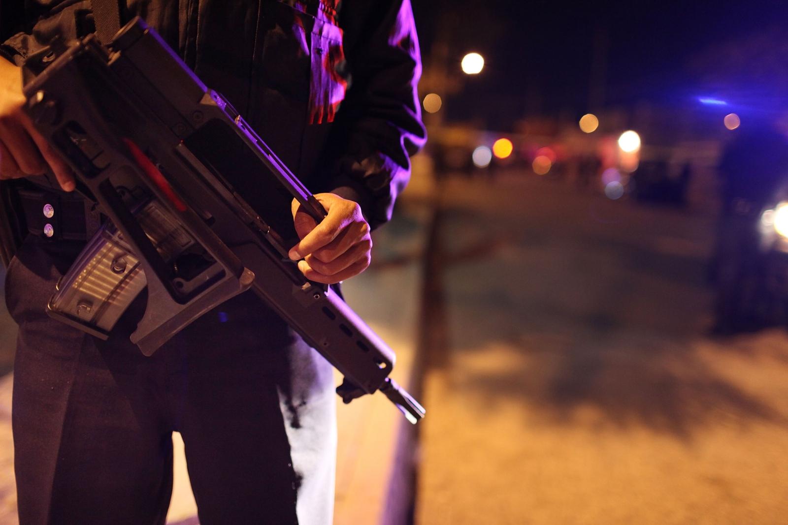 Police Mexico