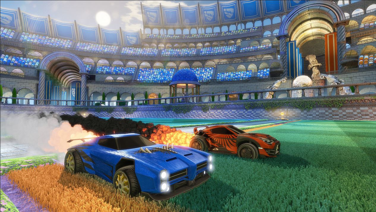 Rocket League DLC Supersonic Fury