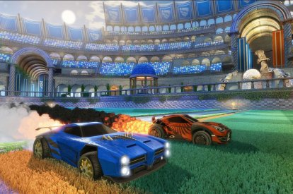 Rocket League DLC Supersonic Fury