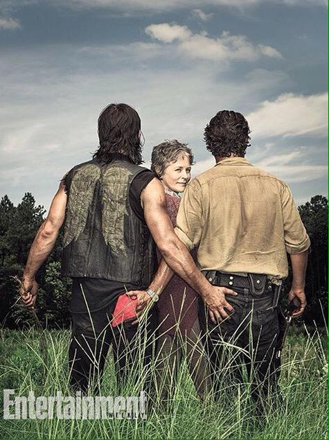 when do daryl and carol get together