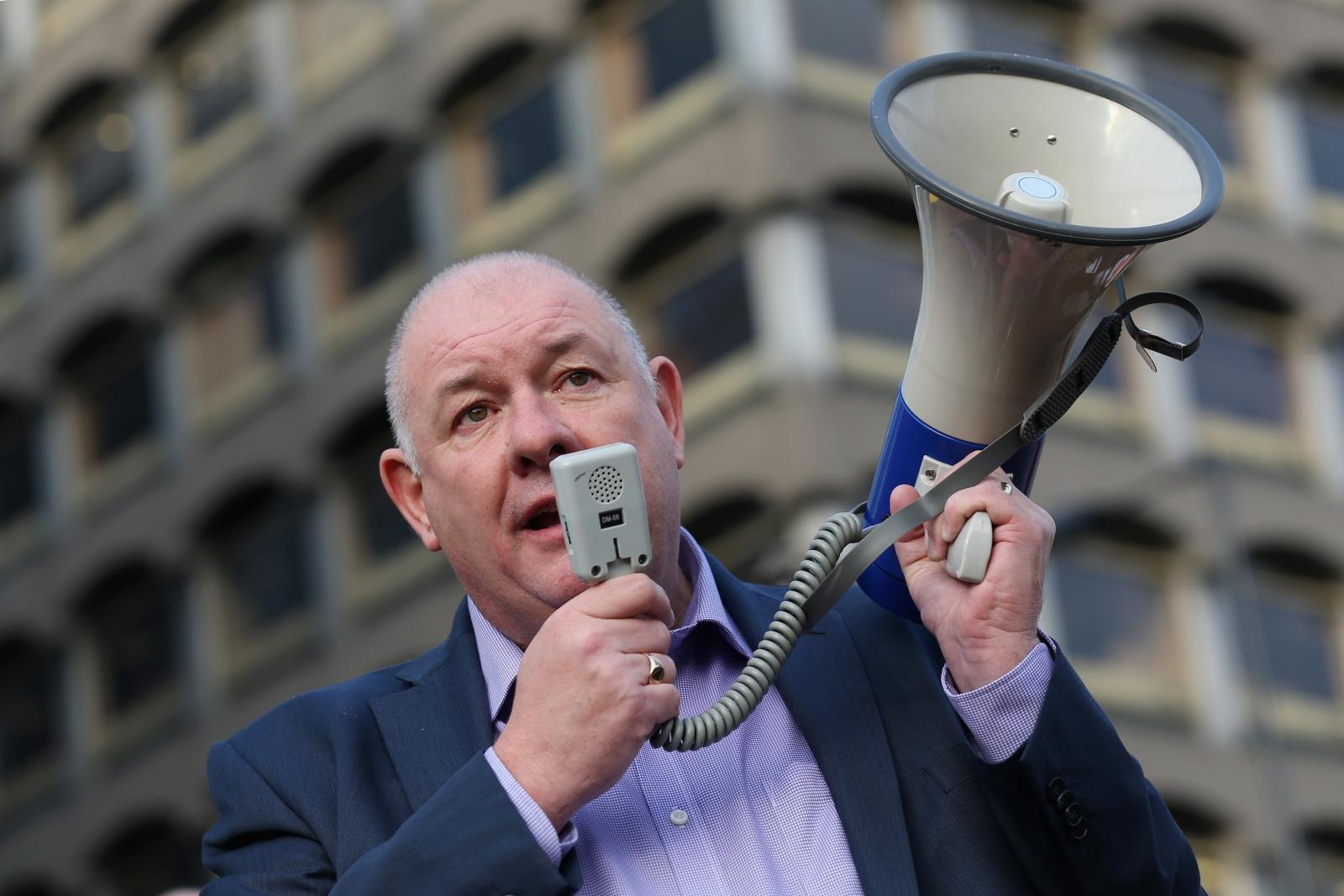 Dave Ward Labour