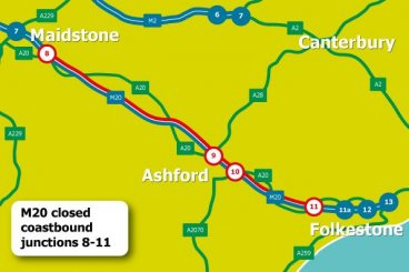 Dover Operation Stack M20
