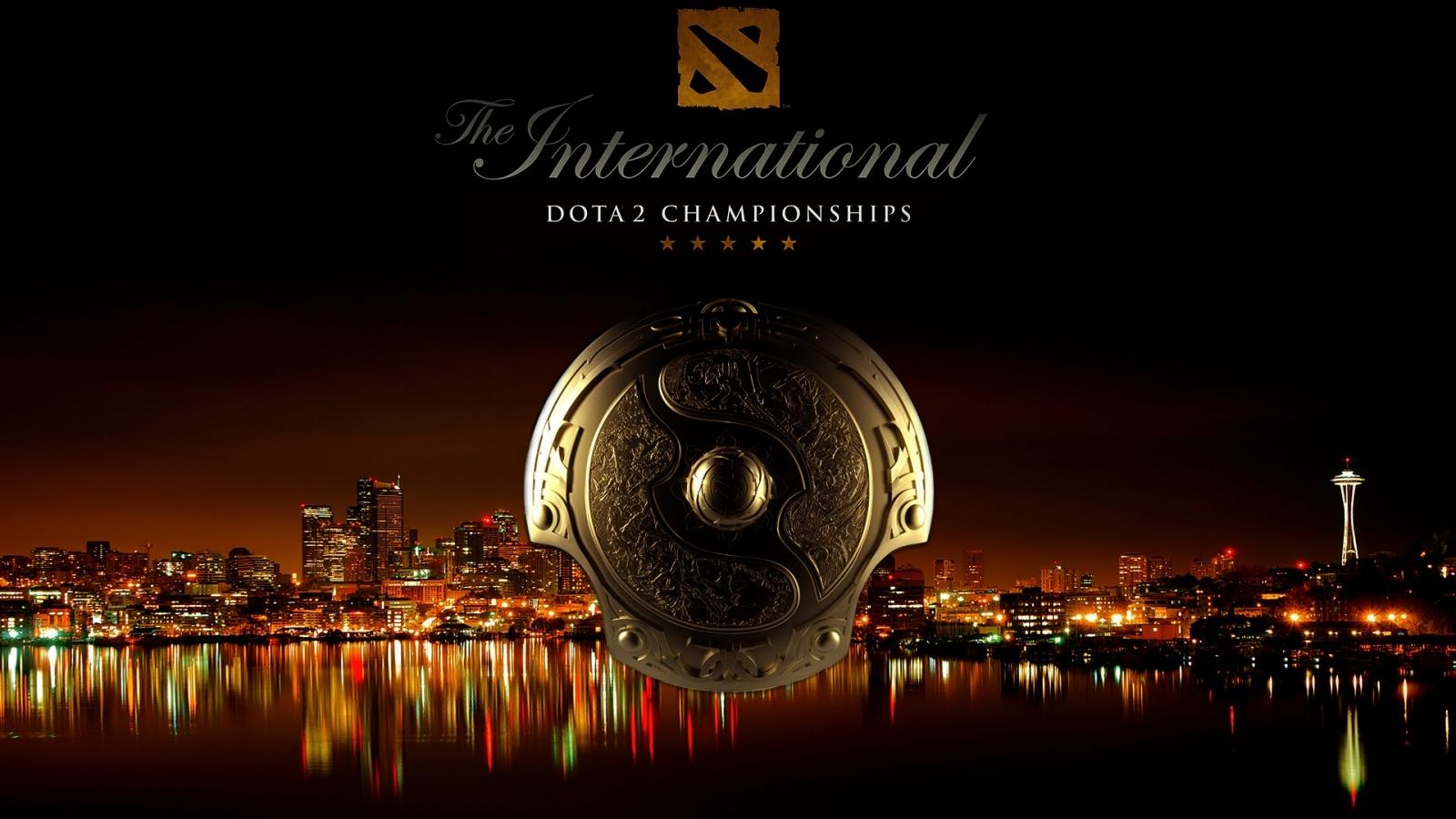 Dota 2 International 2015 Championships