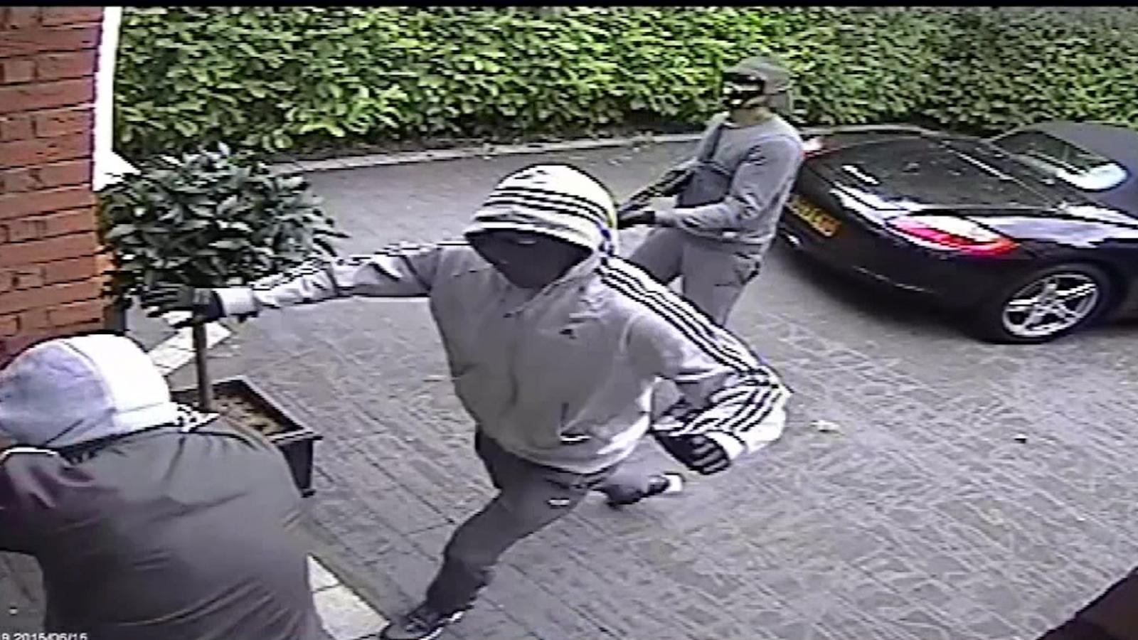 Romford robbery
